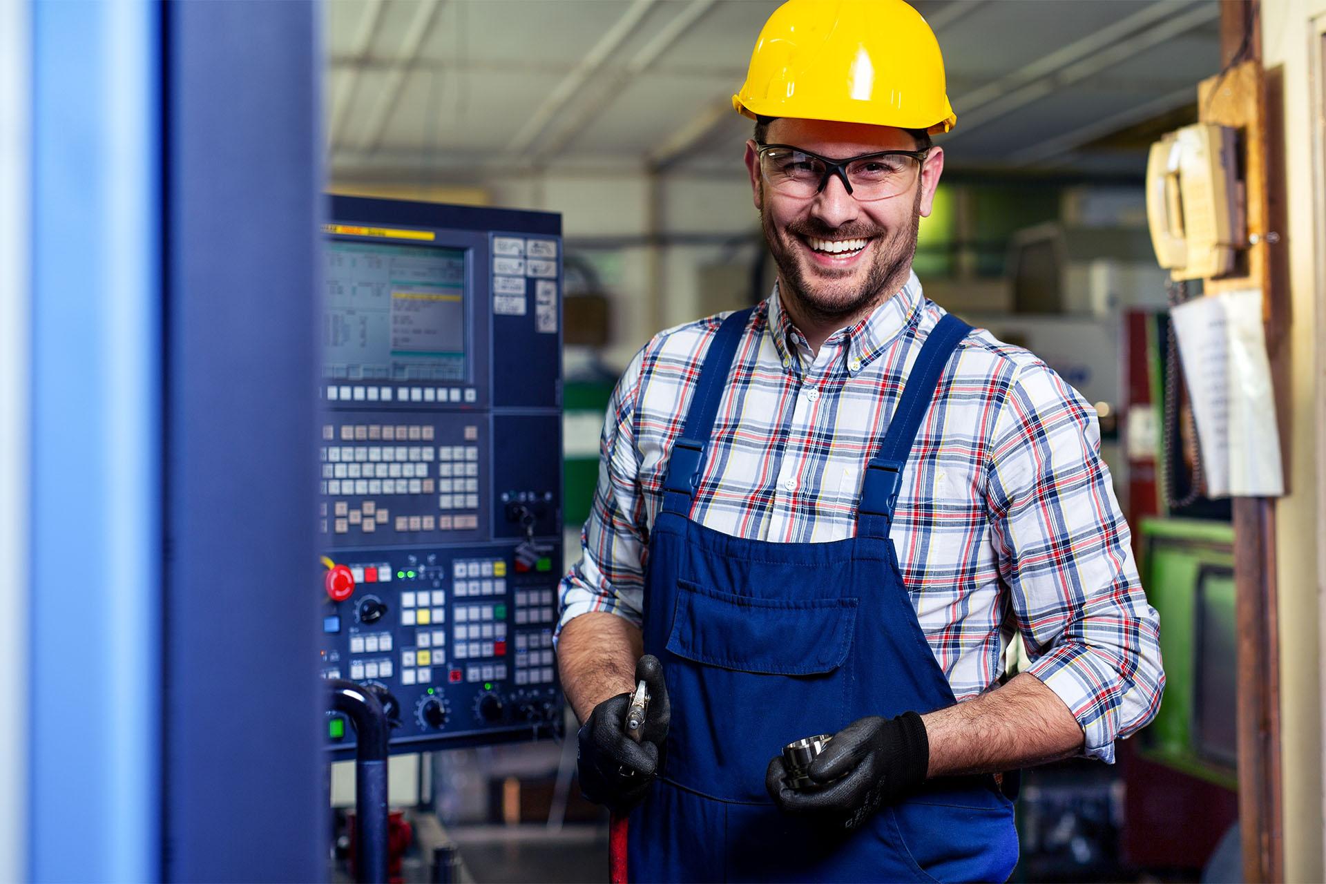 Regionales Stellenangebot für einen Job als Zerspanungsmechaniker in Lüdenscheid